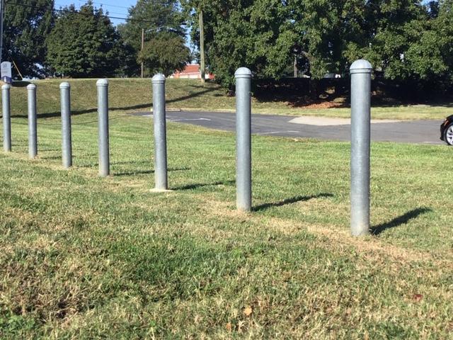 Perimeter Security Bollards